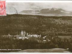 Balmoral and Lochnagar