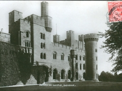 Bangor Penrhyn Castle