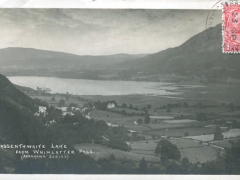 Bassenthwrite Lake from Whinlatter Pass