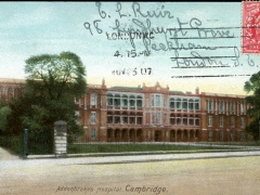 Cambridge Addenbroke's Hospital