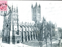 Canterbury Cathedral SW