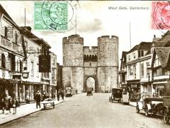 Canterbury West Gate