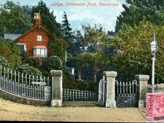 Carnarvon Lodge Carnarvon Park
