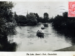 Chesterfield The Lake Queen's Park