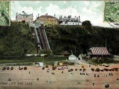 Folkestone Lift and Leas