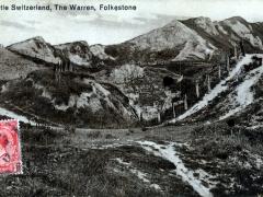 Folkestone Little Switzerland The Warren