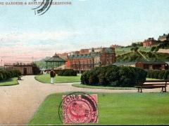 Folkestone Marine Gardens and Shelter