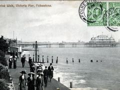 Folkestone Marine Walk Victoria Pier