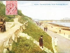 Folkestone New Marine Walk