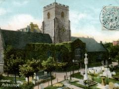 Folkestone Parish Church