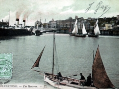 Folkestone The Harbour