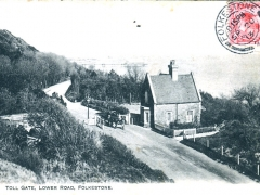 Folkestone Toll Gate Lower Road