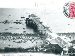 Folkestone Victoria Pier
