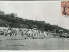 Folkestone West Bathing Beach