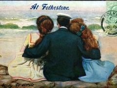 Folkestone at Folkestone