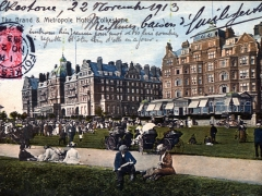 Folkestone the Grand and Metropol Hotel