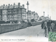Folkestone the Leas and Les Pavilion