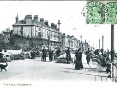 Folkestone the Leas