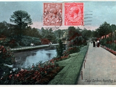 Leeds Canal Gardens Roundhay