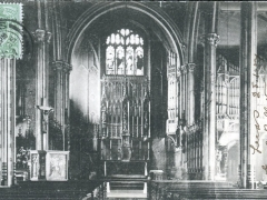 Leeds Interior of St Ann's Cathedral