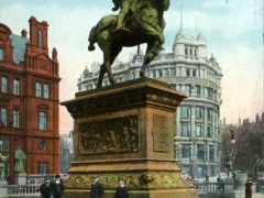 Leeds the Black Prince Statue