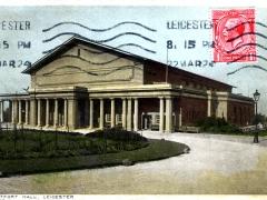Leicester De Montfort Hall