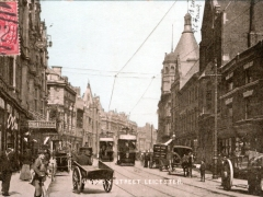 Leicester Granby Street
