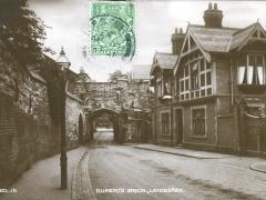 Leicester Rupert's Arch