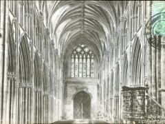 Lichfield Cathedral Nave