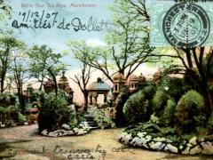 Manchaster Belle Vue Gardens