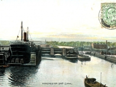 Manchaster Ship Canal