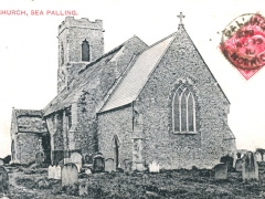 Sea Palling the Church