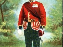 Sergeant Major Royal Scots Fusiliers