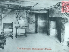 Shakespeare's House the Birthroom
