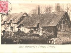 Shottery Ann Hathaway's Cottage