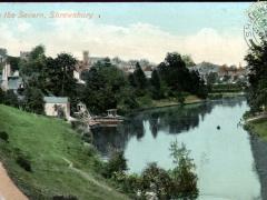 Shrewsbury on the Severn