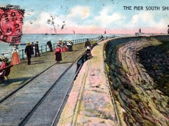 South Shields the Pier