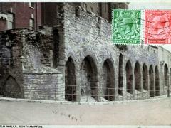 Southampton old Walls