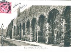 Southampton the Old Walls