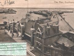 Southampton the Pier