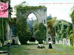 Southhampton Netley Abbey looking West