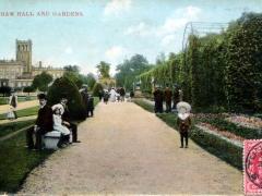 Trentham Hall adn Gardens
