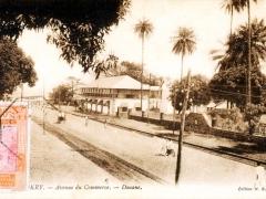 Conakry Avenue du Commerce Douane