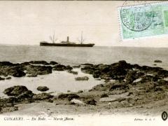 Conakry-En-Rade-Maree-Basse