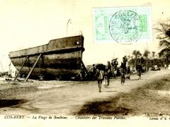 Conakry-La-Plage-de-Boulbine-Chatiers-des-Tarvaux-Publics