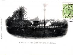 Conakry Les Etablissements des Soeurs