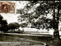 Conakry Promenade sur la Plage