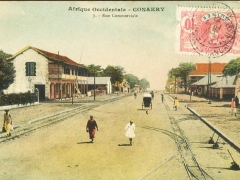 Conakry Rue Commerciale