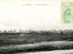 Kindia Le Village Indigene