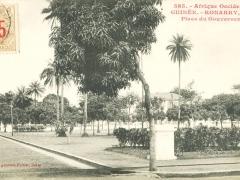 Konakry Place du Gouvernement